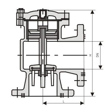 供应h142x液压水位控制阀